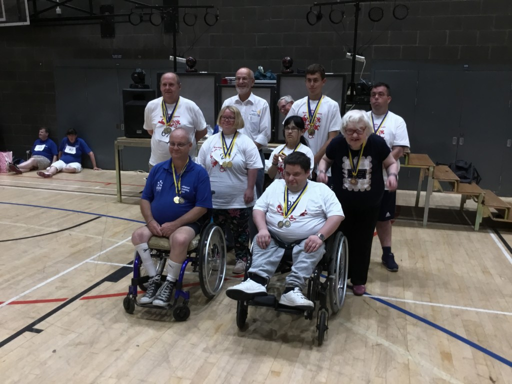 Rotary Games July 2018