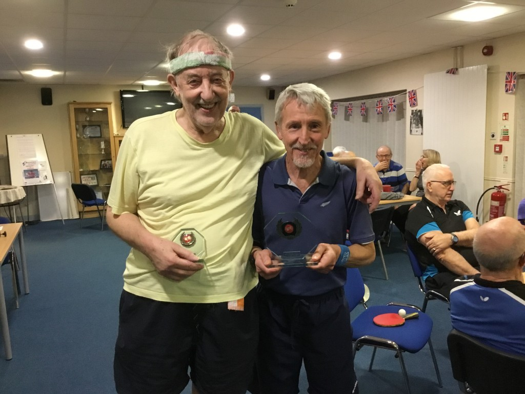 Bob Barton 50plus Handicap League winner 2019