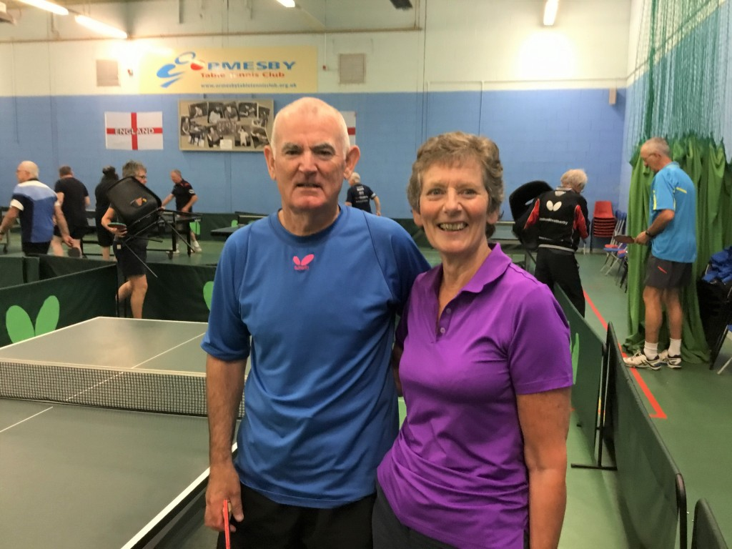 Jane Dale 50plus winner April 2019