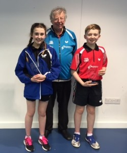 Charlotte and Josh Junior British League February 2016 (2)