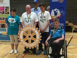 NE Rotary Games 2016