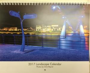 Chris Rayner Calendar