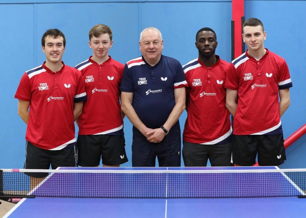 Ormesby Championship team Feb 16 2019
