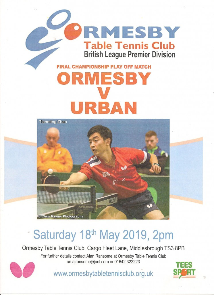 BPLeague OTTC v Urban 18 May 2019 001