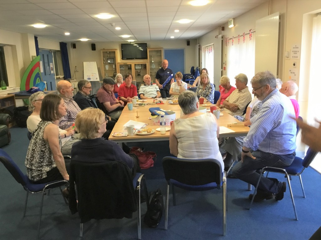 Dementia Fun Day 24 May 2019