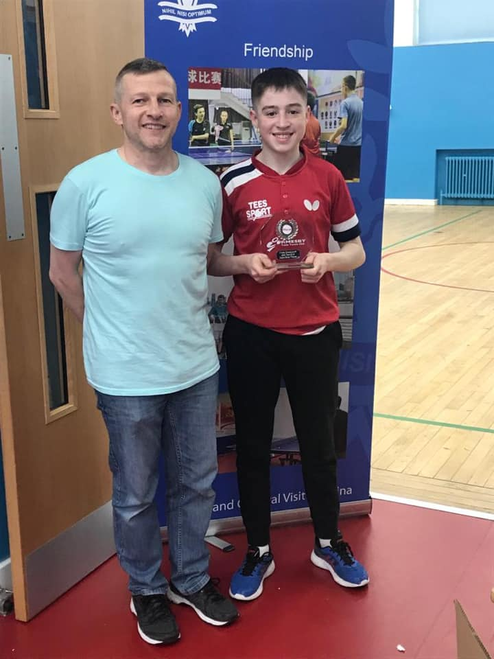 Ben P Won Jun and Cadet at Sycamore 23 Jun 2019